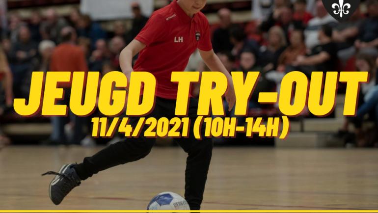 Jeugd try-out