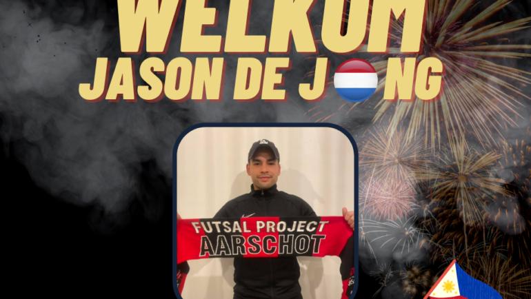 Jason De Jong kiest voor FPA